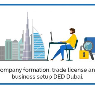 DED and Trade license Dubai