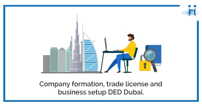 DED and Trade license Dubai